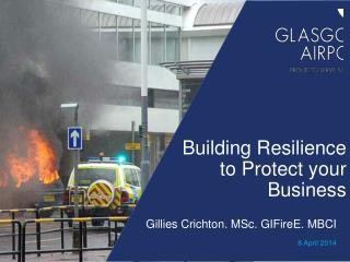 Building Resilience to Protect your Business