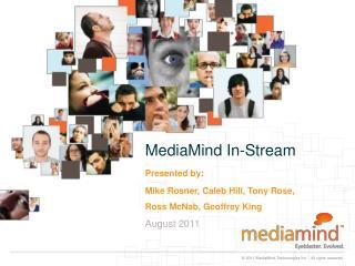 MediaMind In-Stream