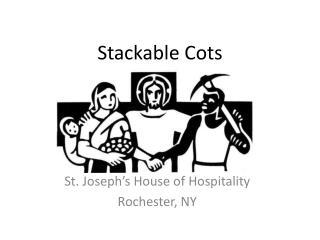 Stackable Cots
