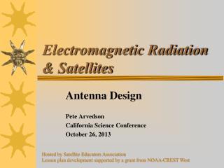 Electromagnetic Radiation & Satellites