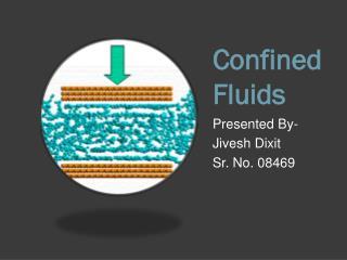 Confined Fluids