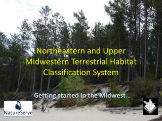 Northeastern and Upper Midwestern Terrestrial Habitat ...