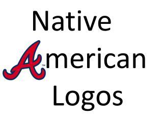Native       merican  Logos