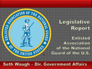 Enlisted  Association  of the National  Guard of the U.S.