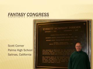 Fantasy Congress