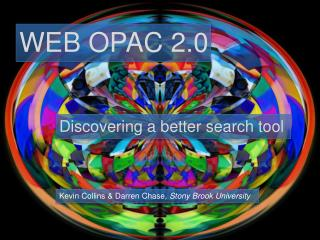 WEB OPAC 2.0