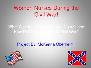 Project By: McKenna Oberheim