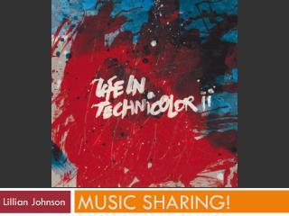 Music Sharing!