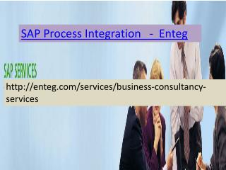 SAP Process Integration-Enteg