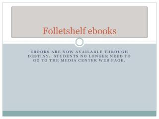 Folletshelf ebooks