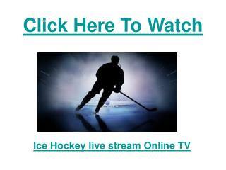 $$$ WaTcH $$$ Canadiens vs Bruins NHL live Streaming 2011 Ho