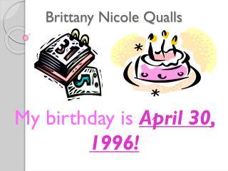 Brittany Nicole Qualls