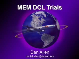 Dan Allen daniel.allen@fedex.com