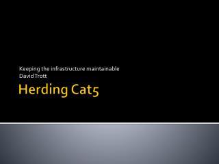 Herding Cat5