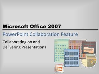 PowerPoint  Collaboration Feature