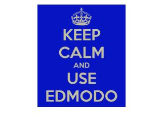 Website :  www.Edmodo.com Edmodo  has an application for smart phones ( Iphone - IPad -Android)