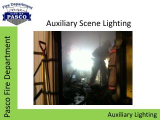 Auxiliary Lighting