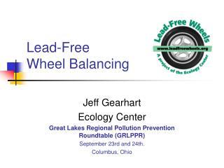 Lead-Free  Wheel Balancing