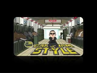 "Gangnam  Style"""
