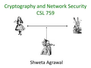 Cryptography and Network Security CSL 759