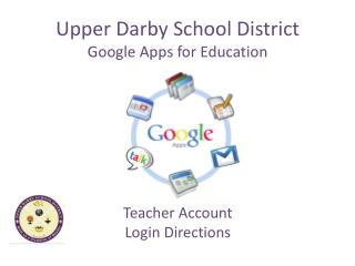 Upper Darby School District Google Apps for Education