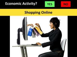 Economic Activity?