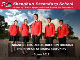 Zhenghua  Secondary School