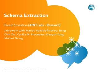Schema Extraction