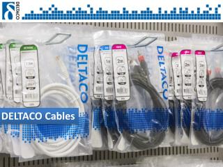 DELTACO Cables