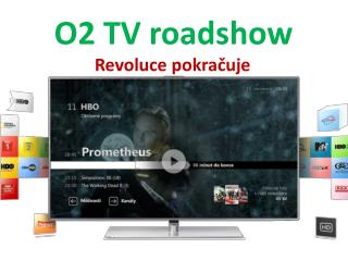 O2 TV roadshow