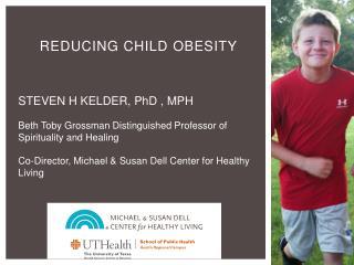 REDUCING CHILD OBESITY