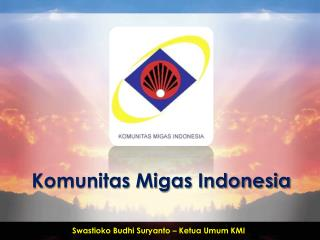 Komunitas Migas Indonesia