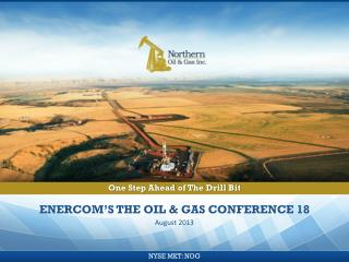 enercom's  The Oil & Gas Conference 18