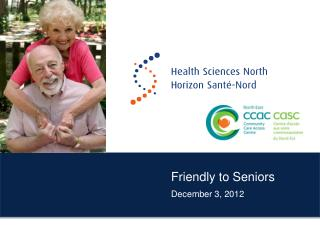Friendly to Seniors