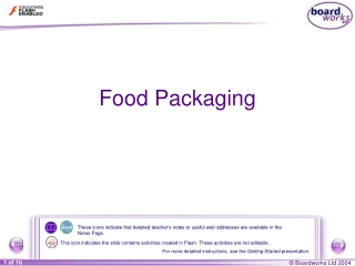 Tamper-Evident Packaging