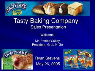 Tasty Baking Company