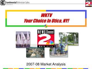 WKTV Your Choice In Utica, NY!
