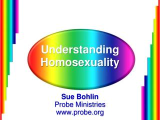 Understanding Homosexuality