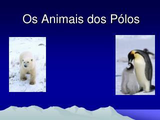Os Animais dos P los