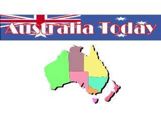 Australia Today