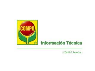 Informaci n T cnica