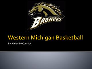 Western Michigan Basketball