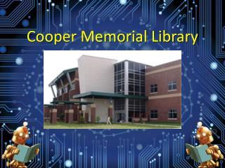 Cooper Memorial Library