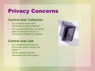 Privacy Concerns