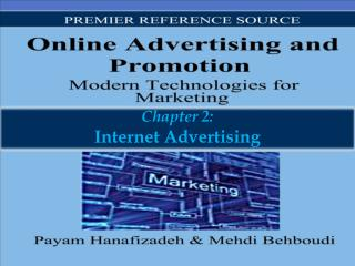 Chapter 2: Internet Advertising