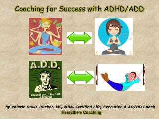 Coaching for Success with ADHD/ADD