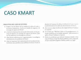 CASO KMART