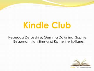Kindle Club