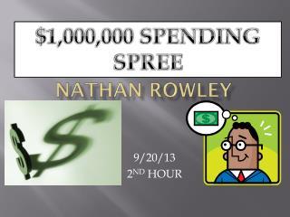 NATHAN ROWLEY