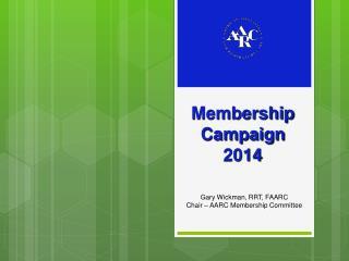 Membership Campaign 2014